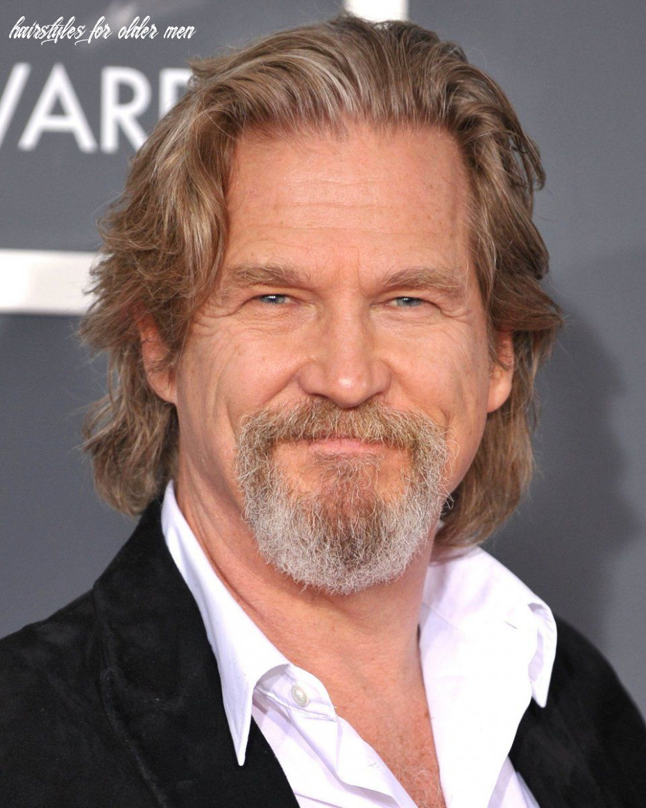 10 Absolutely Amazing Hairstyles for Older Men