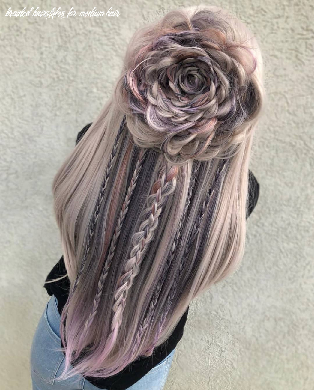 10 Amazing Braided Hairstyles for Long Hair - 10 Women Hair Styles
