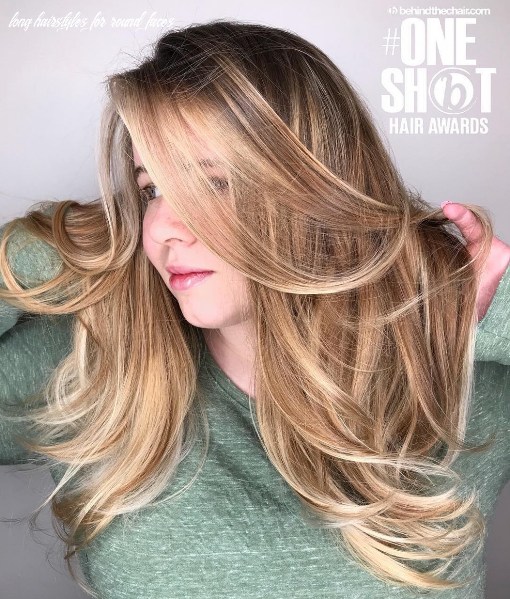 10 amazing haircuts for round faces hair adviser long hairstyles for round faces