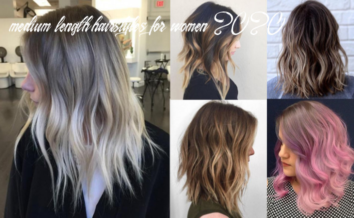 10 Amazing Medium Hairstyles for Women 10 - Daily Mid-length ...