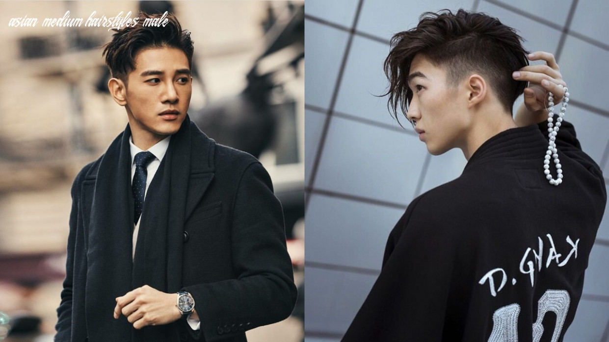 10 asian men hairstyles style up with the avid variety of