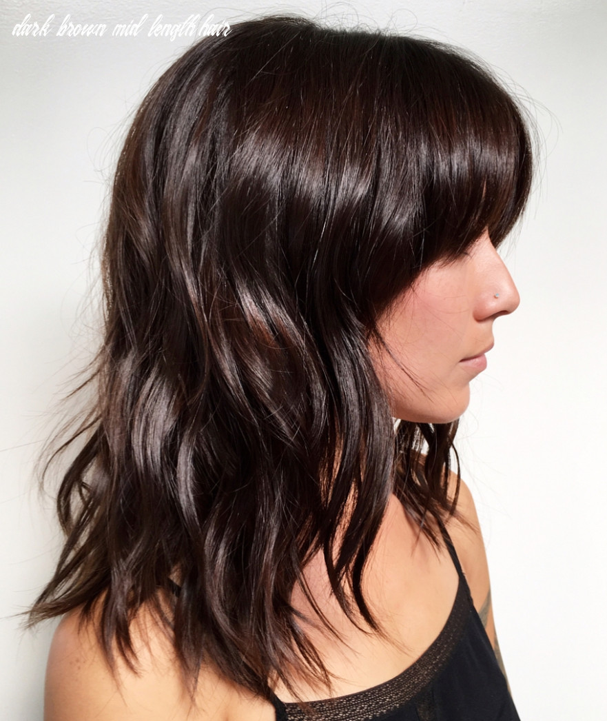 10 Astonishing Chocolate Brown Hair Ideas for 10 - Hair Adviser