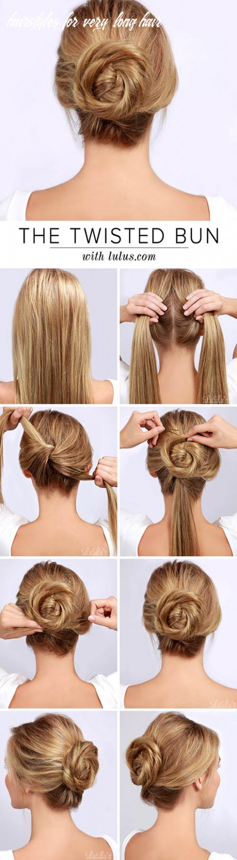10 awesome hairstyles for girls with long hair hairstyles for very long hair