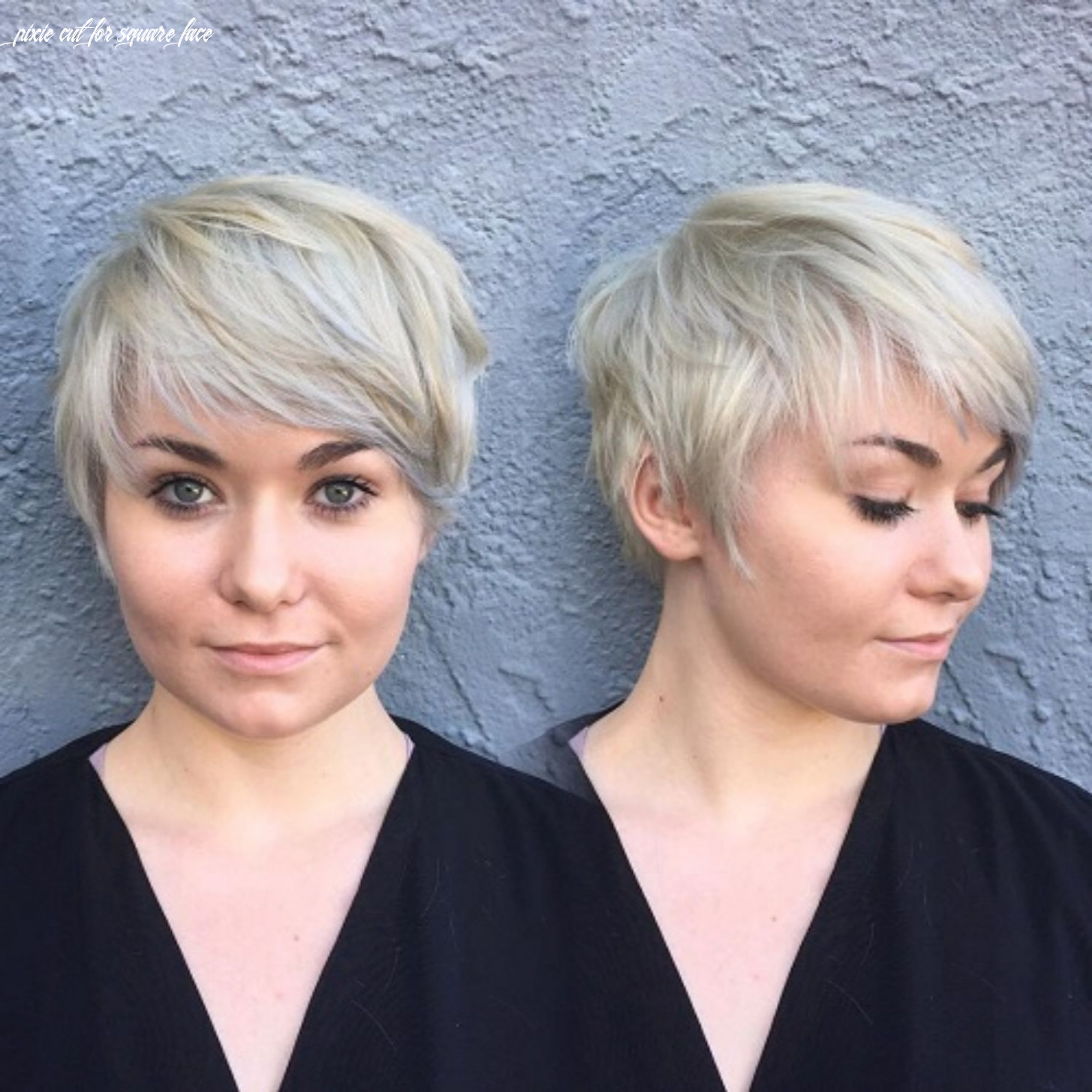 10 best hairstyles for square faces rounding the angles | square