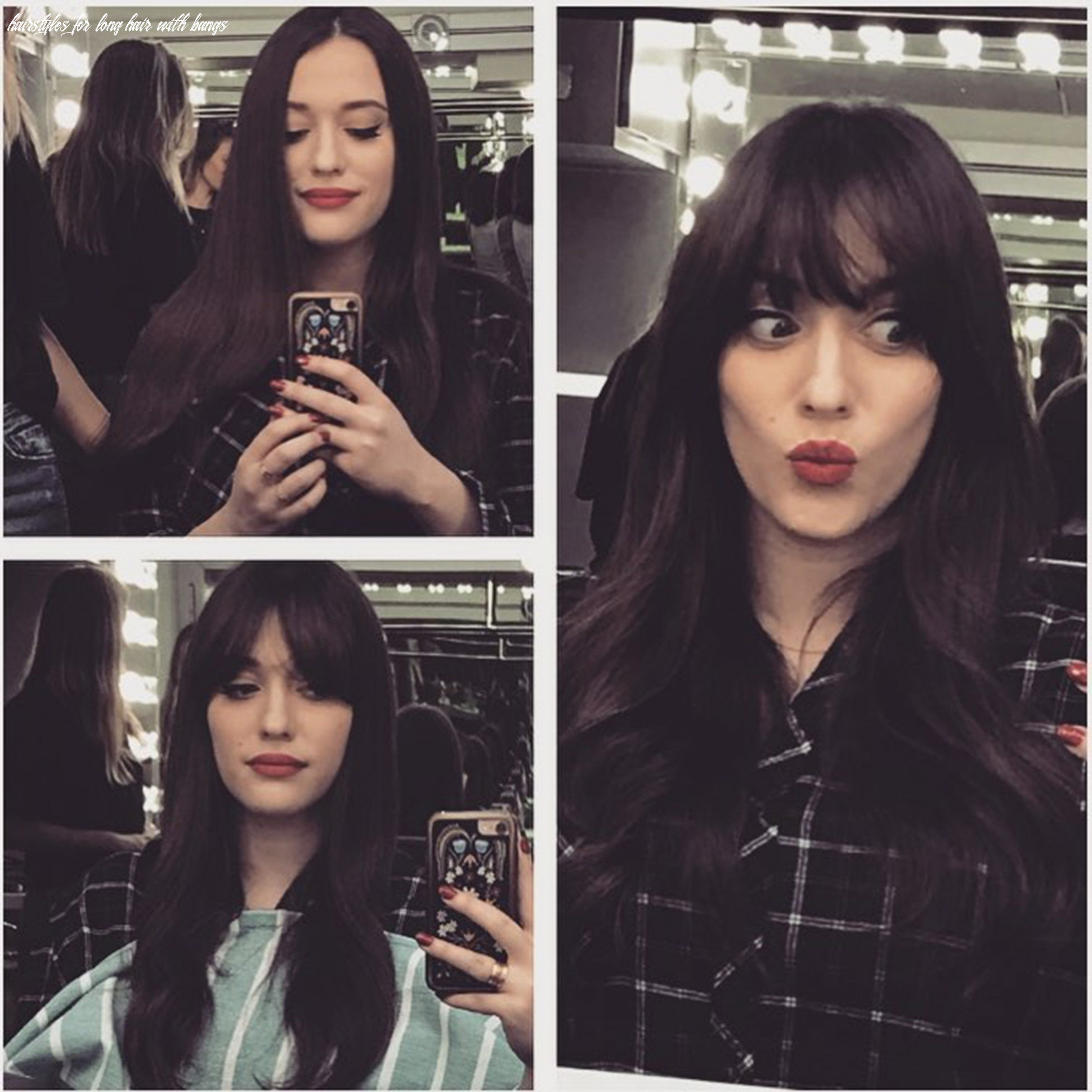 10 Best Hairstyles With Bangs - Ideas for Haircuts With Bangs | Allure