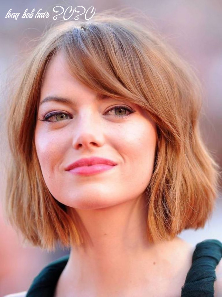 10 Best Long Bob Haircuts That Suit All Women 10 - 10's Hairstyles