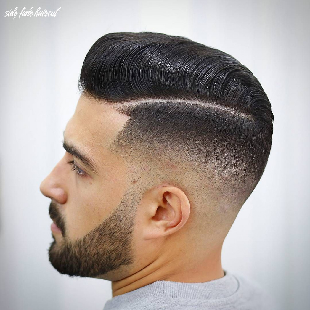 10 best shadow fade haircuts for men in 10 next luxury side fade haircut