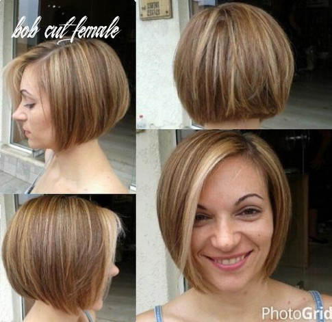10 best short bob haircuts and hairstyles for women in 10 bob cut female