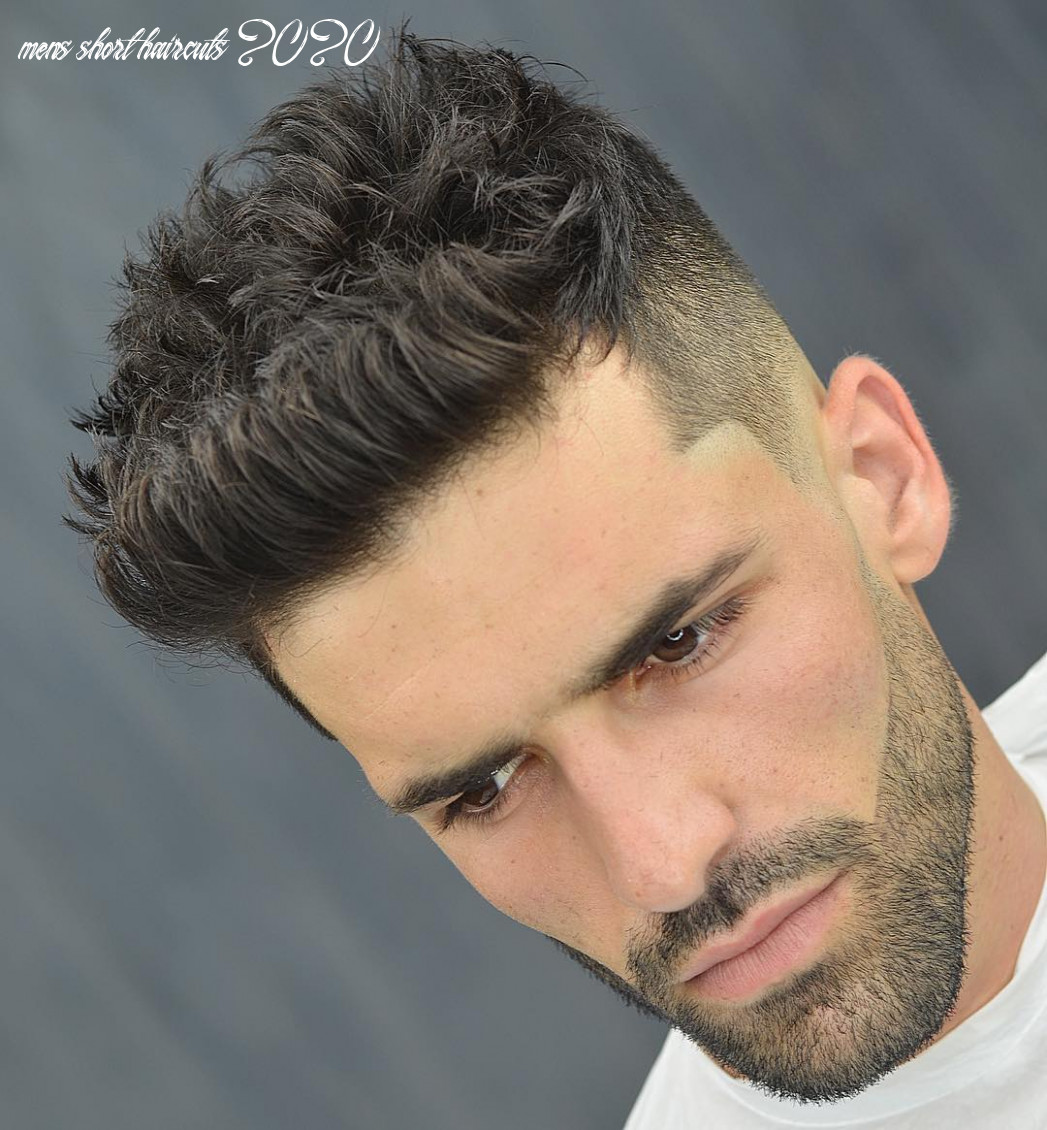 10 BEST SIGNATURE OF MEN'S SHORT HAIRSTYLES 1010