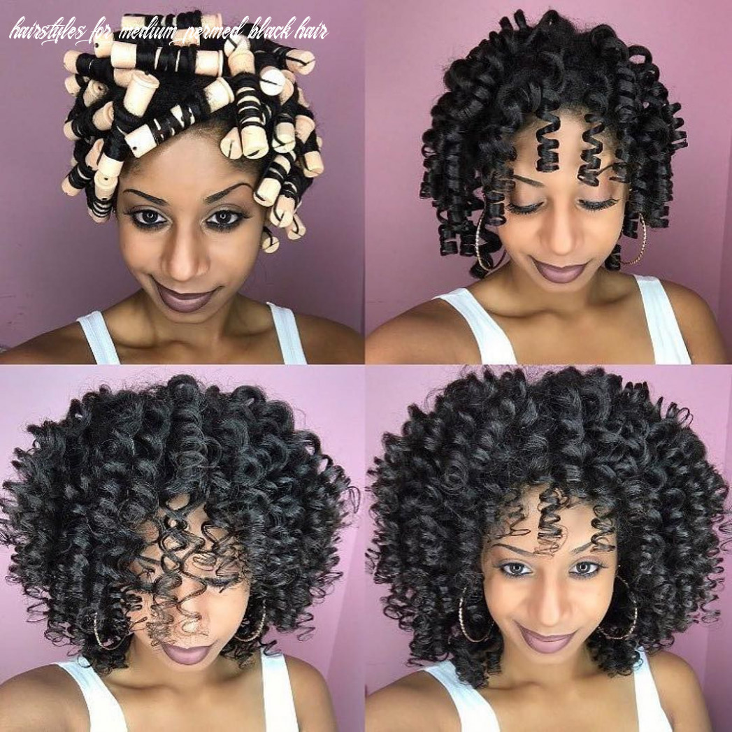 10 bomb perm rod set hairstyle pictorials and photos (with images