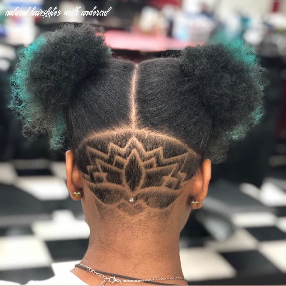 10 breathtaking hairstyles for short natural hair hair adviser natural hairstyles with undercut