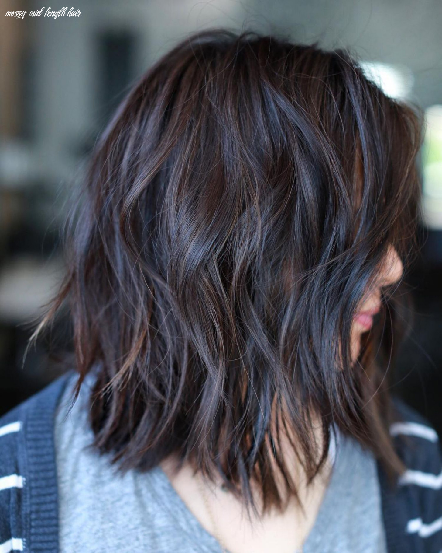 10 brightest medium layered haircuts to light you up | layered