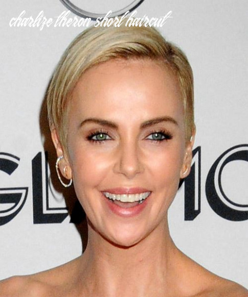 10 charlize theron hairstyles, hair cuts and colors charlize theron short haircut