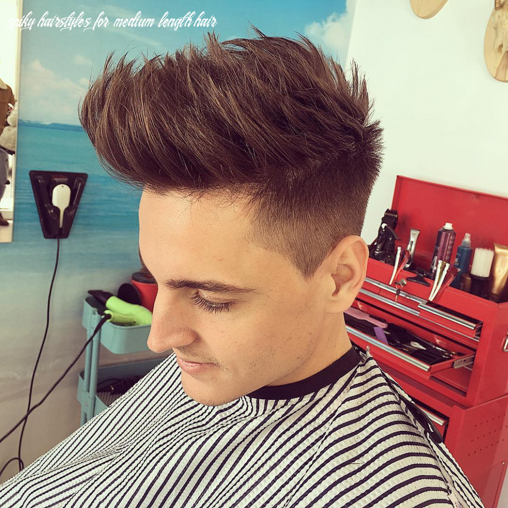 10 Cool And Classy Spiky Hairstyles For Men - Haircuts ...