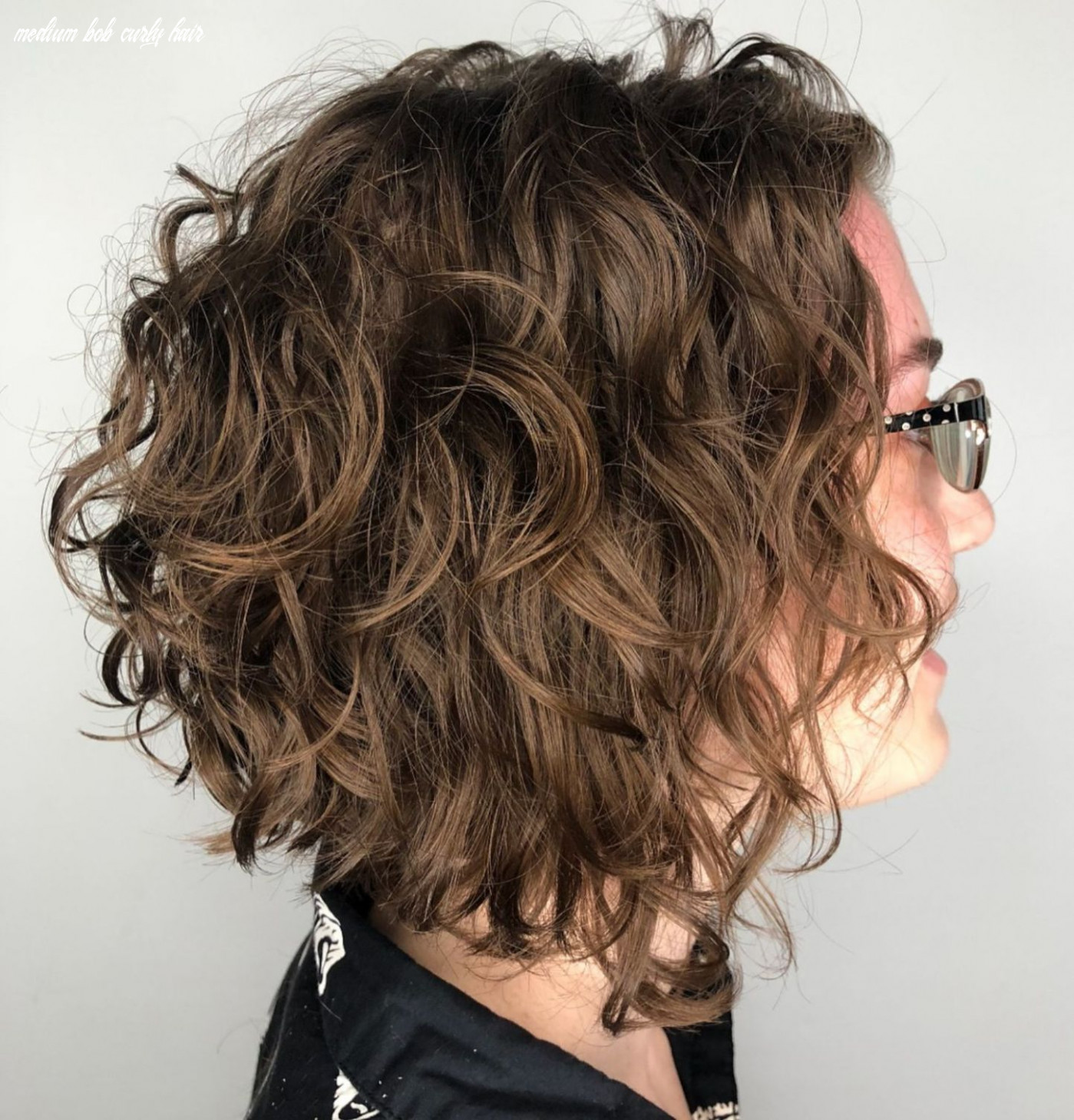10 different versions of curly bob hairstyle | wavy bob hairstyles