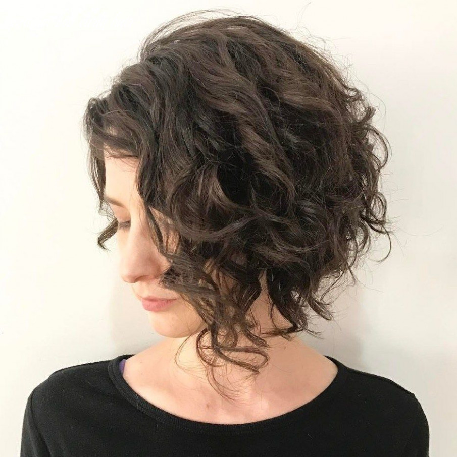10 different versions of curly bob hairstyle (with images) | curly