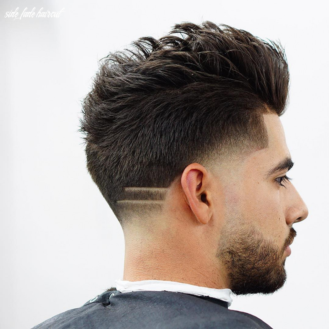 10 drop fade haircuts ideas – new twist on a classic side fade haircut