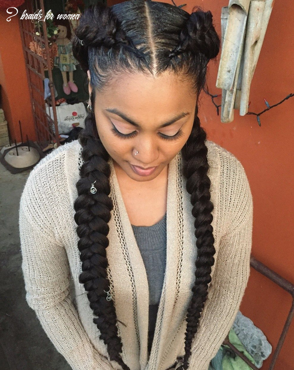 10 easy and showy protective hairstyles for natural hair in 10