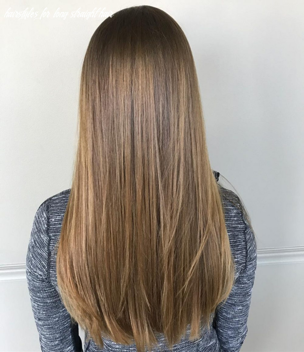 10 Easy Hairstyles for Long Straight Hair in 10