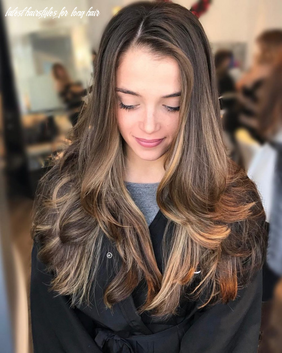 10 easy hairstyles for long straight hair in 10 latest hairstyles for long hair