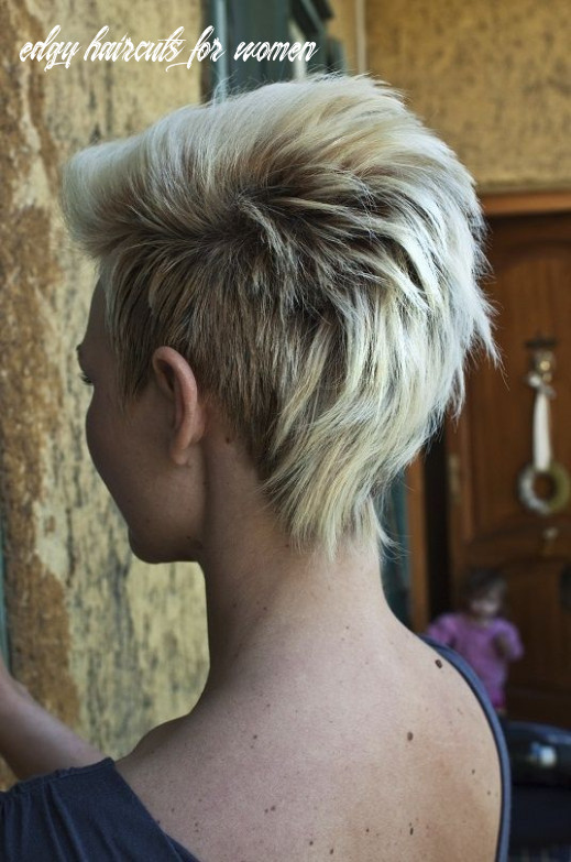 10 edgy and out of the box short haircuts for women   frisuren