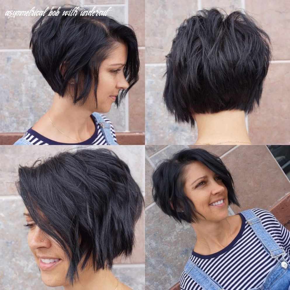 10 exciting asymmetrical bob haircuts every woman wants to try