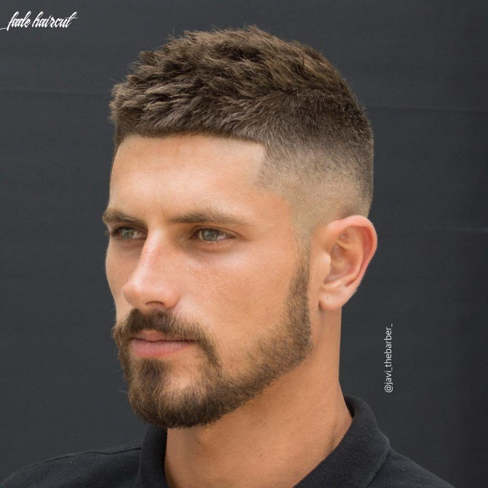 10+ Fade Haircut Styles For 10 (Every Fade Type You Can Get ...