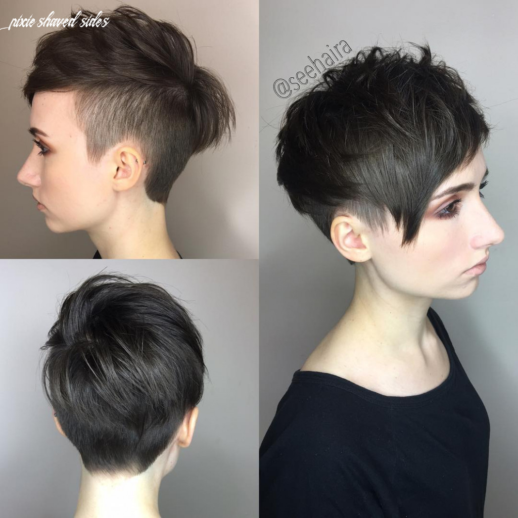 10 Fresh Choppy Pixie Cut Ideas - Hair Adviser
