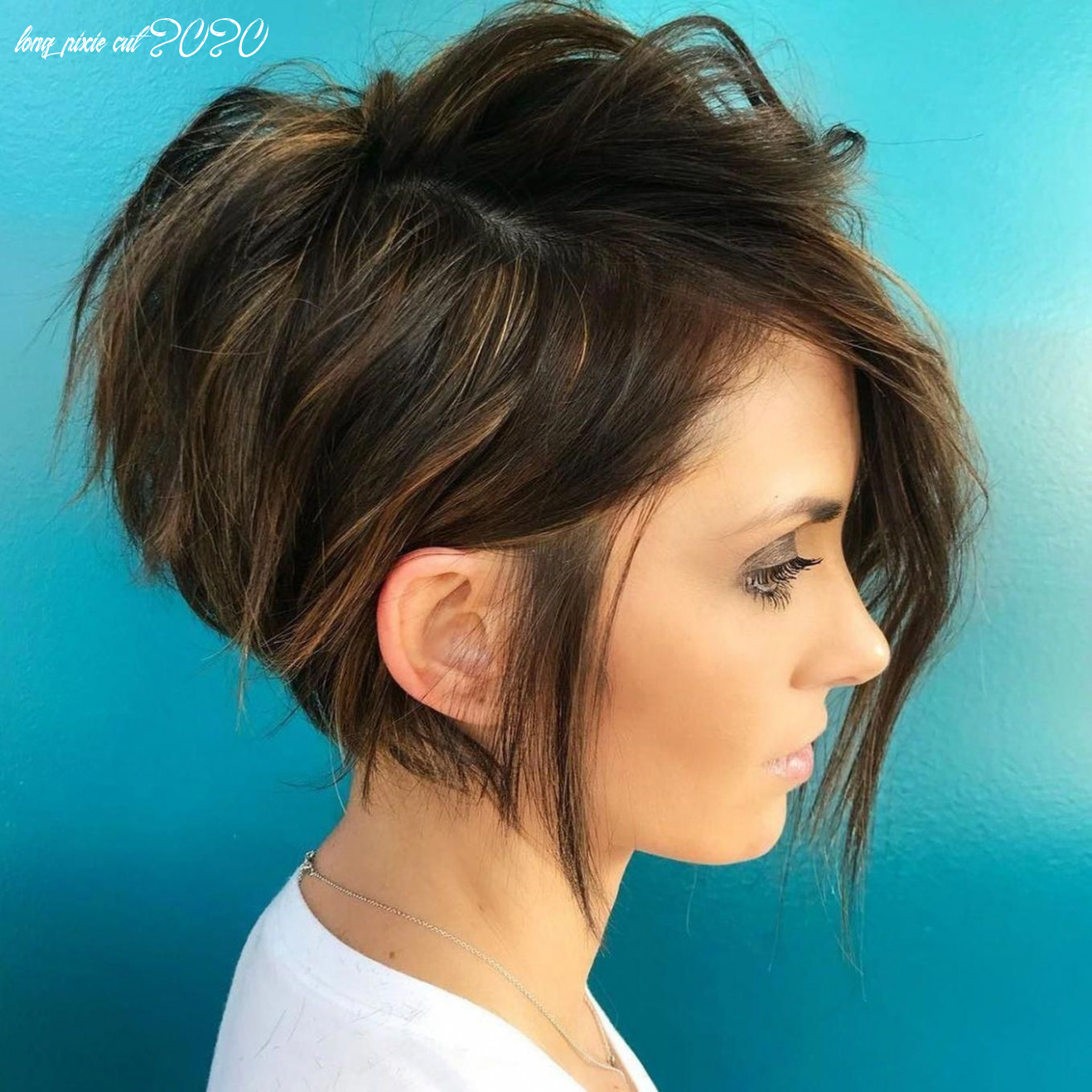 10 gorgeous long pixie hairstyles in 10   long pixie hairstyles