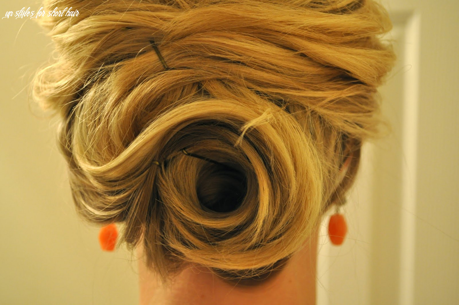 10 great updo styles for short hair styles weekly up styles for short hair