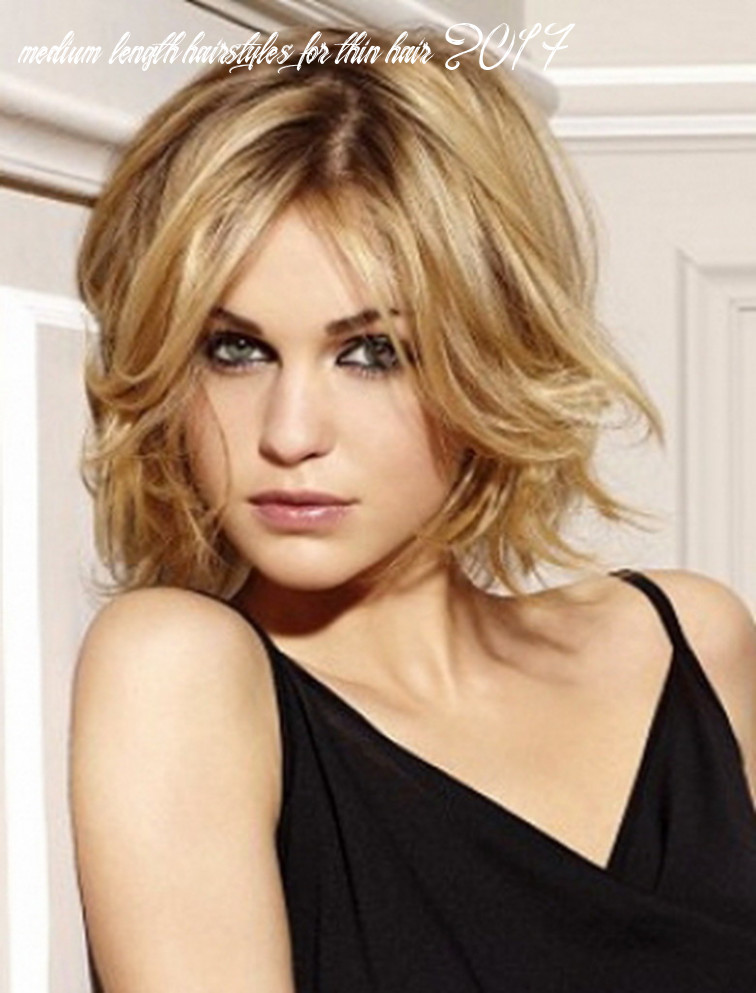 10 hairstyles for fine hair that will enable you to make a perfect