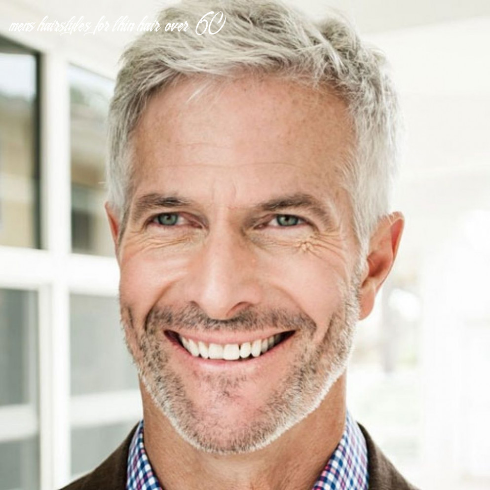 10 hairstyles for older men to look younger haircuts