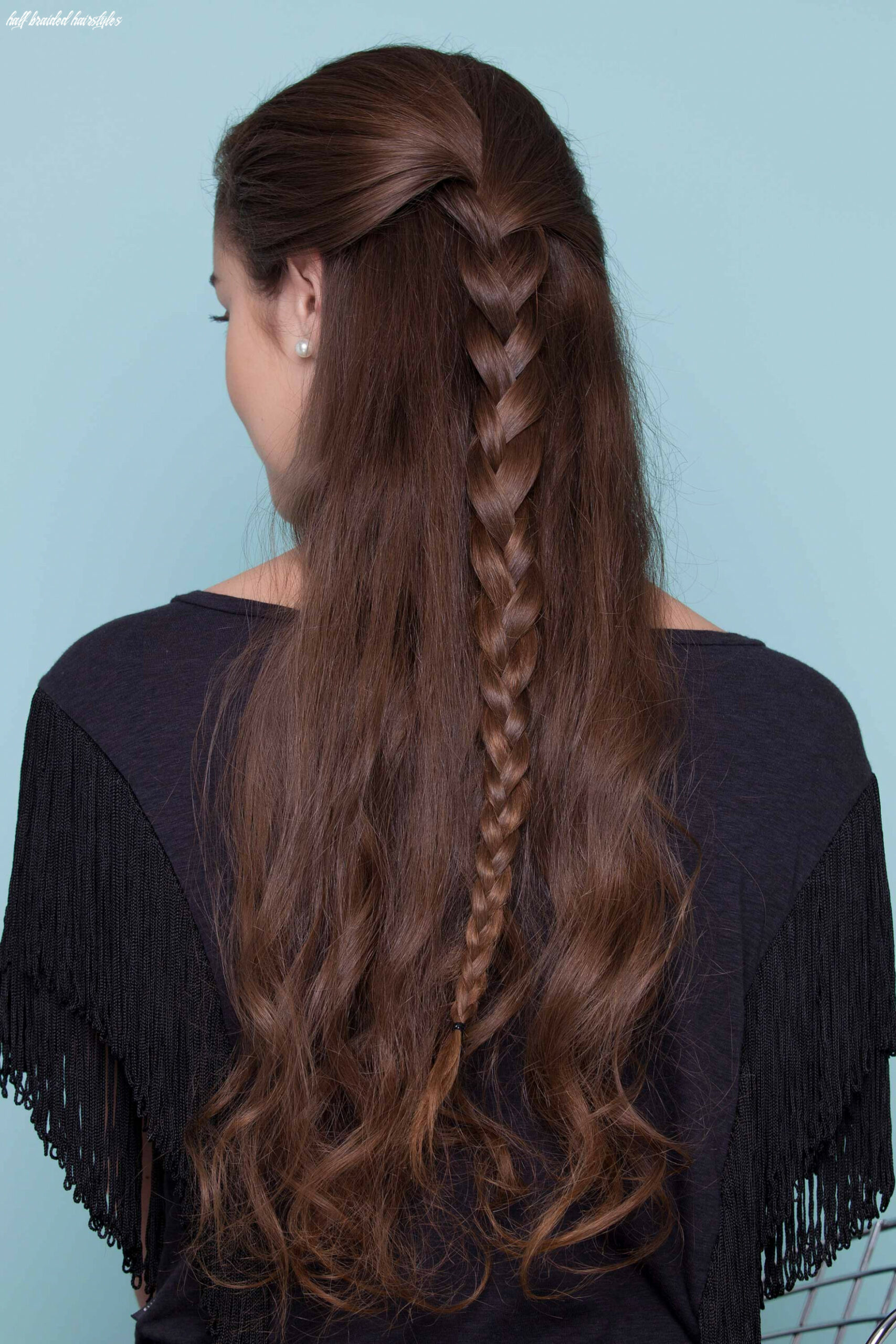 10+ Half Braided Hairstyles You Can Master in Minutes