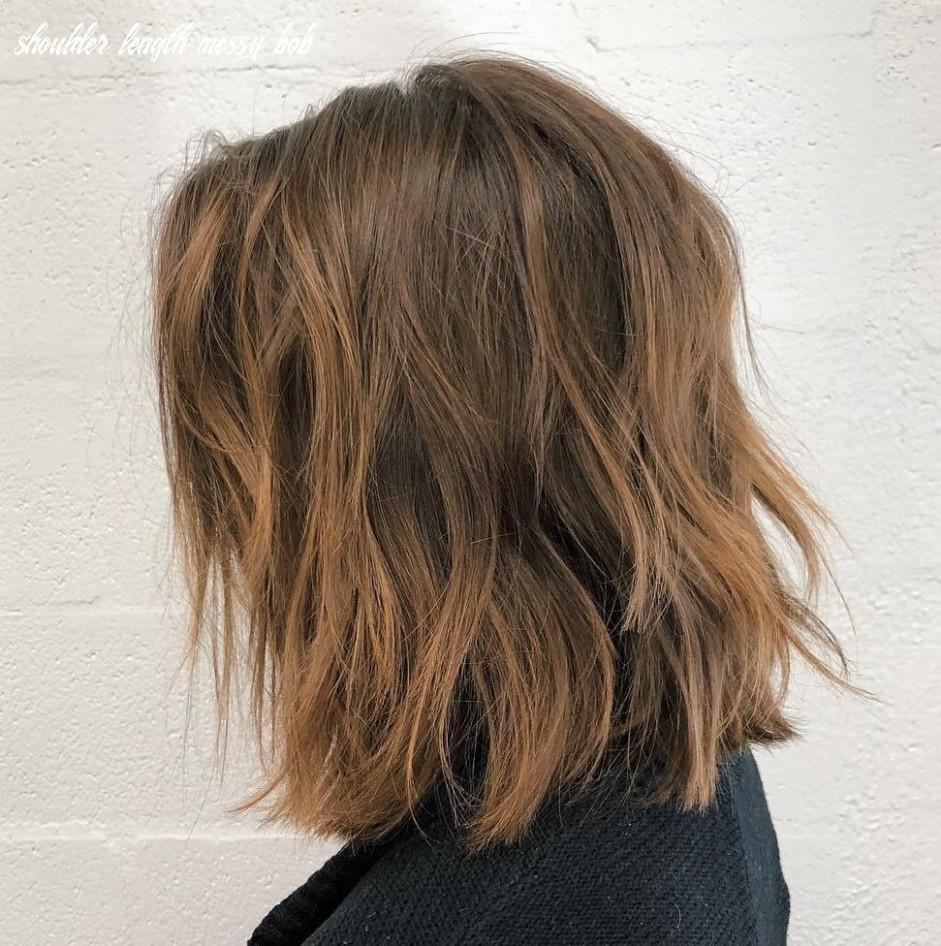 10 Hottest and Trendiest Messy Bobs Worth Trying in 10 - Hair ...