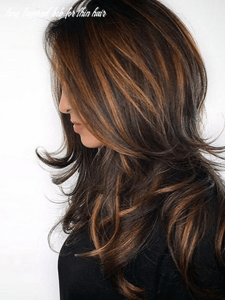 10 Layered For Thin Hair 10