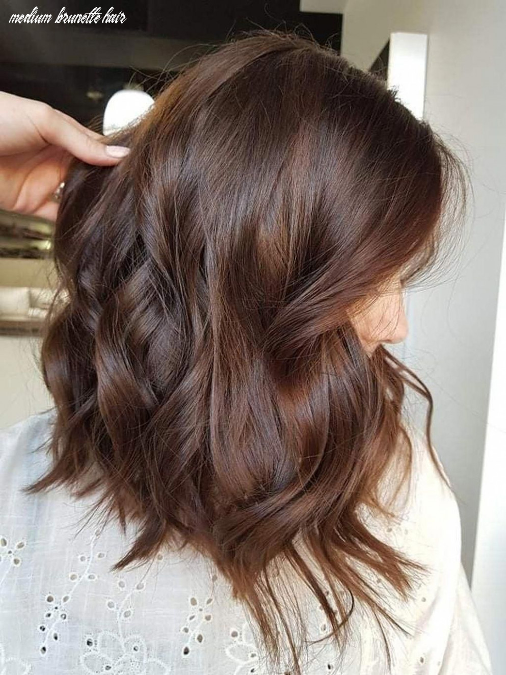 10 light brown hair color ideas with highlights and lowlights in