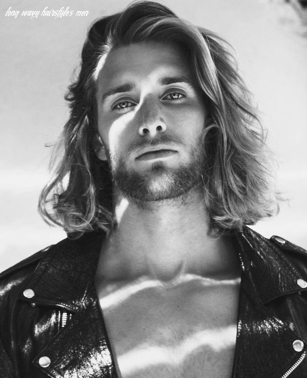 10+ Long Hair Hairstyles + Haircuts For Men (10 Styles)