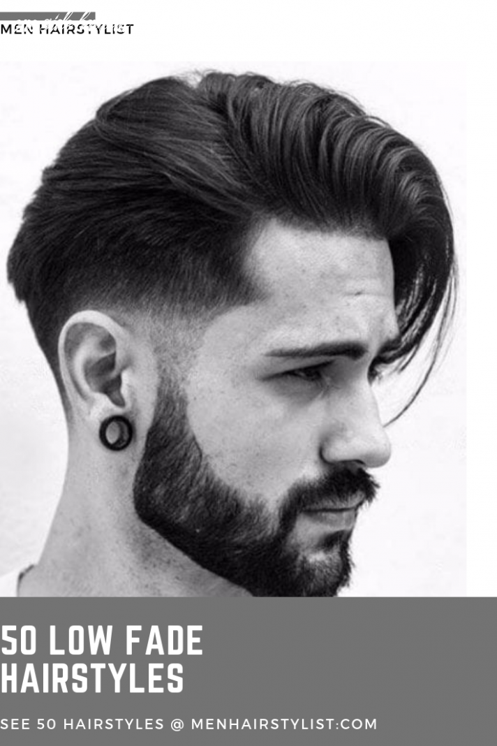 10 Low Fade Haircut Ideas to Rock Right Now | Comb over haircut ...