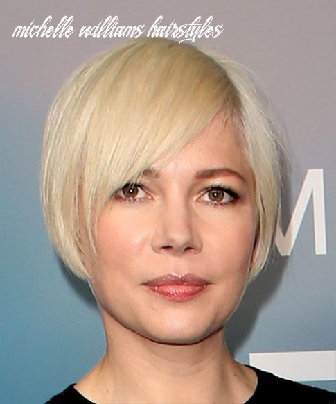 10 michelle williams hairstyles, hair cuts and colors michelle williams hairstyles