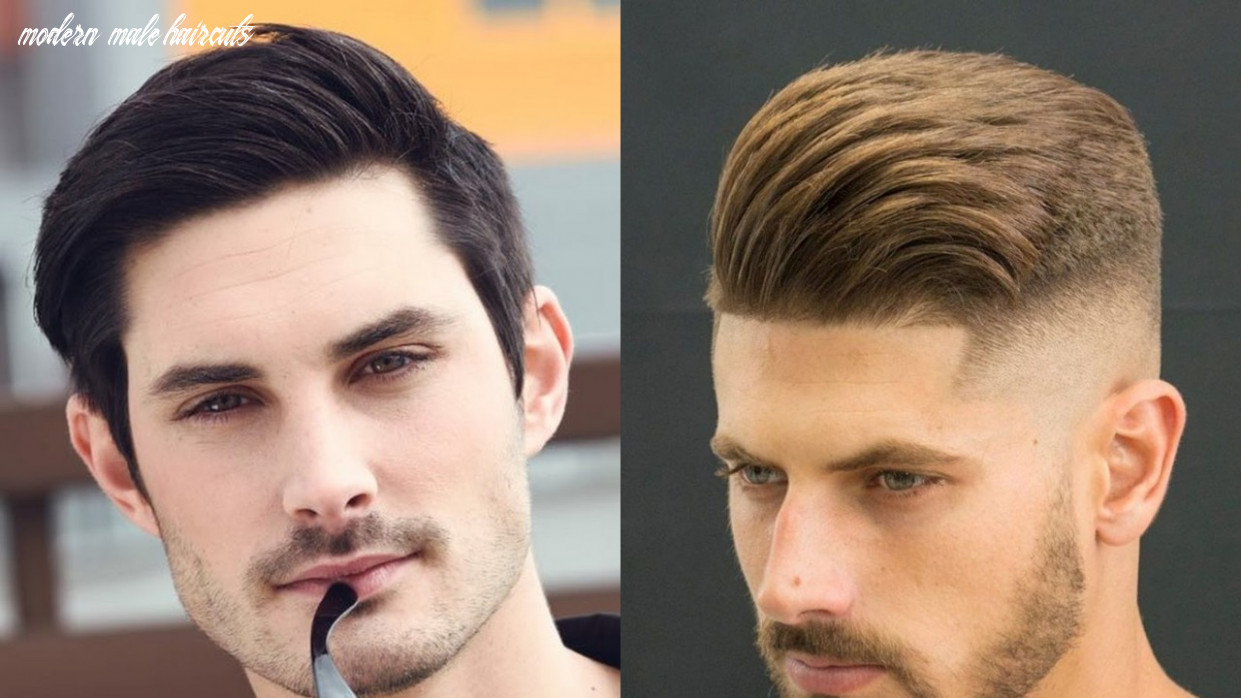 10 modern hairstyles for men to get a stylish & trendy look