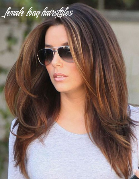 10 Modern Hairstyles for Women Over 10 - Long Hairstyles 2010 ...