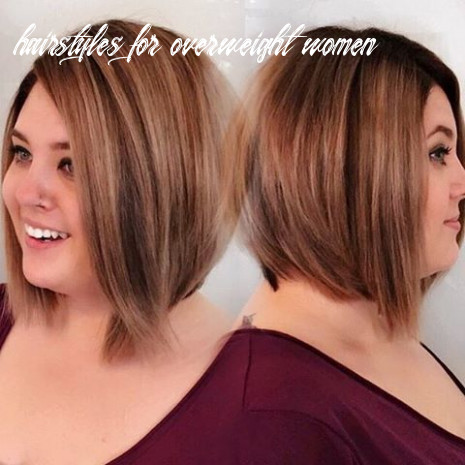 10 Most Flattering Hairstyles For Overweight Woman [August, 10]