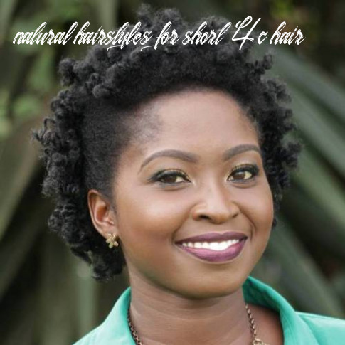 10 most inspiring natural hairstyles for short hair in 10 natural hairstyles for short 4c hair