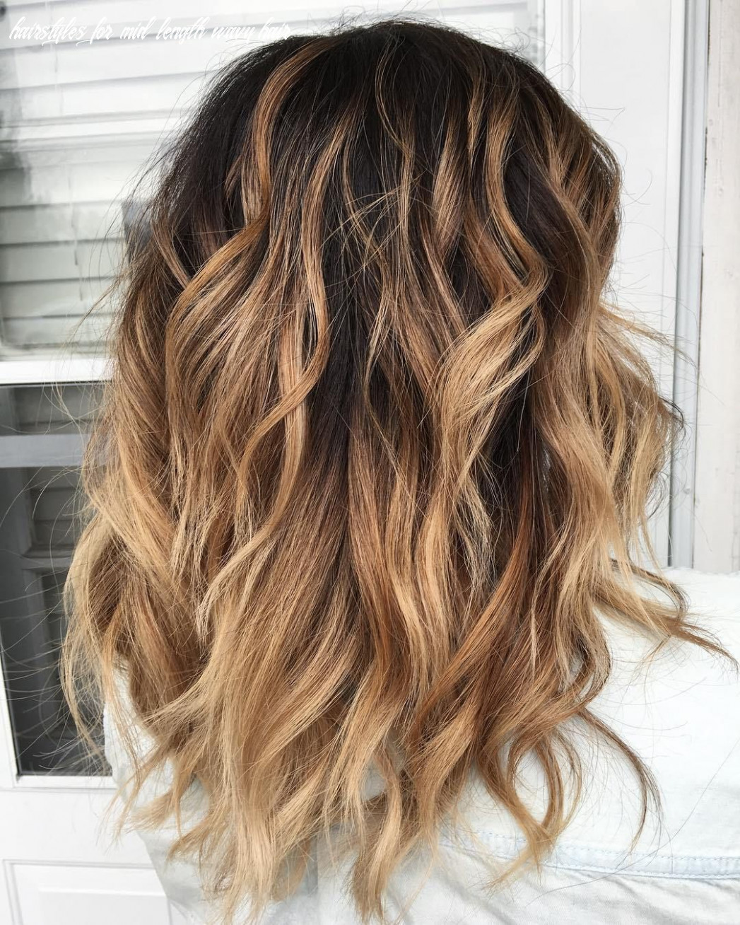 10 Most Magnetizing Hairstyles for Thick Wavy Hair   Thick hair ...