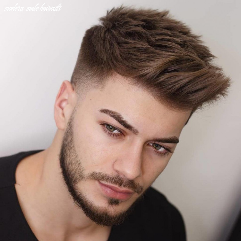 10 most popular mens hairstyle trends fashion idea | thick hair