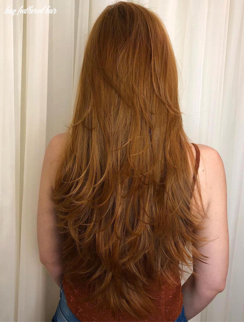 10 new long hairstyles with layers for 10 hair adviser long feathered hair