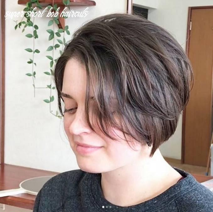 10+ Short Bob Haircuts 10 Options and Inspirations - Goostyles ...
