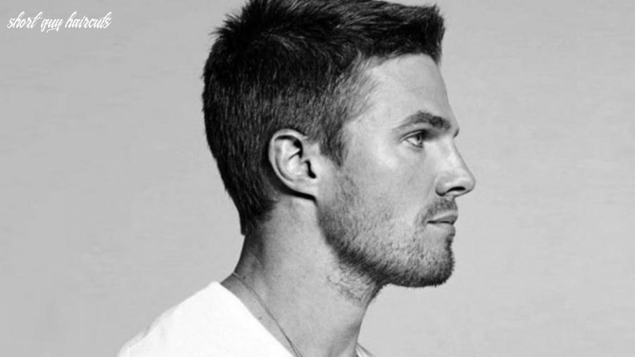 10+ Short Haircuts & Hairstyle Tips for Men | Man of Many