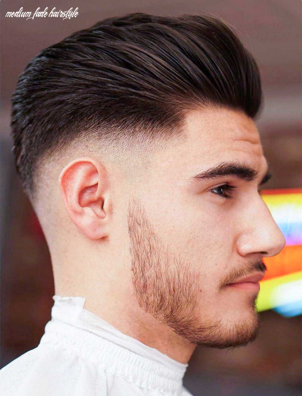 10 skin fade haircut ideas (trendsetter for 10) medium fade hairstyle