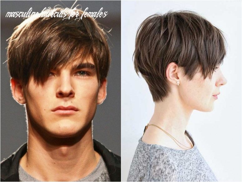 10 Stylish Men's Hairstyles That Look Great on Women (AKA The Best ...